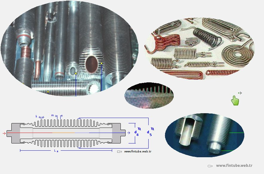 high fin tube-fin tube-rippenrohre-finned tubes